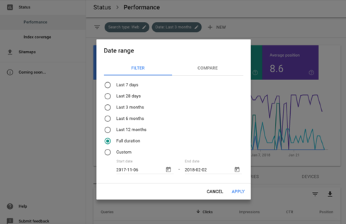 What's New With Google Search Console | HDMZ Blog